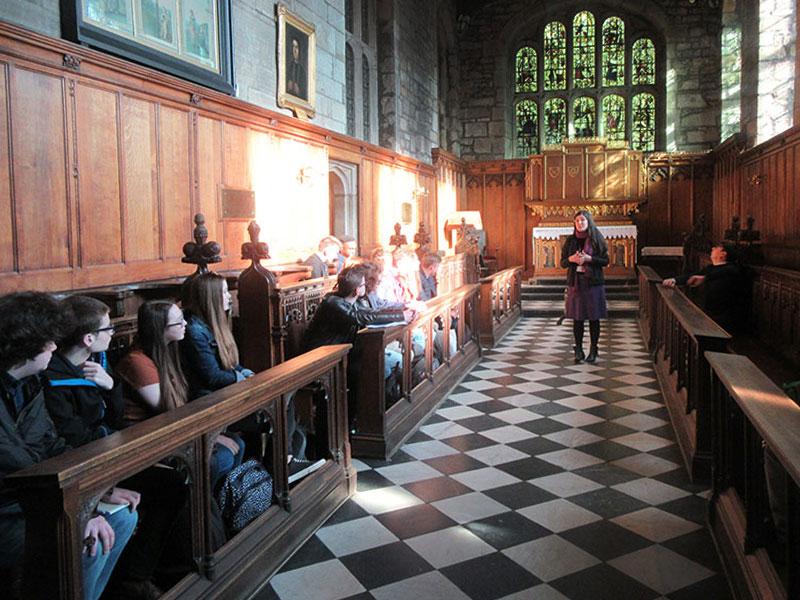 Durham University Visit