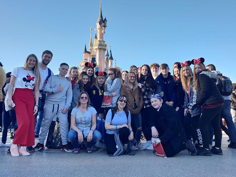 ICT Disney Visit